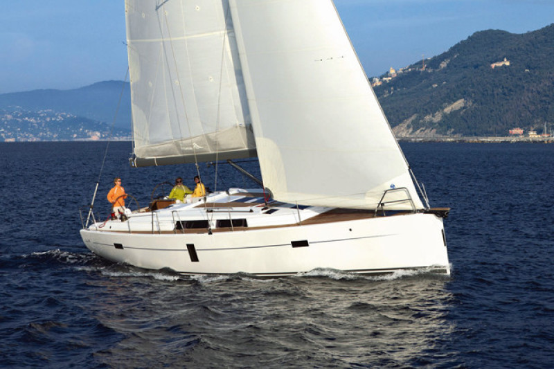 Hanse 445 Paloma 3 - renewed 2017