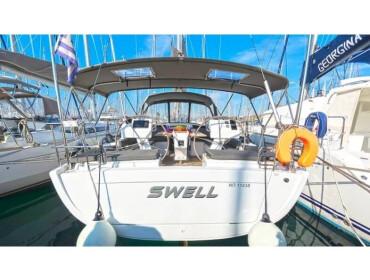 Hanse 455 Swell
