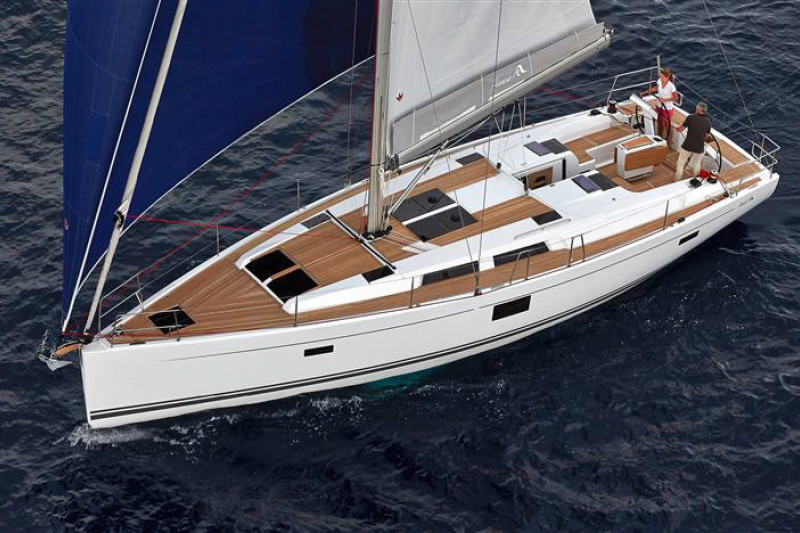 Hanse 455 Marion