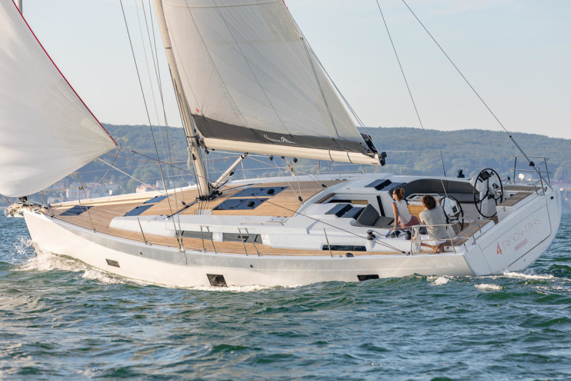 Hanse 458 Summer wind