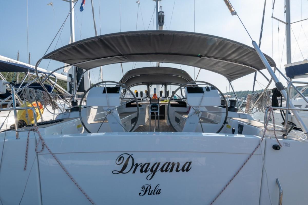 Hanse 505 Dragana