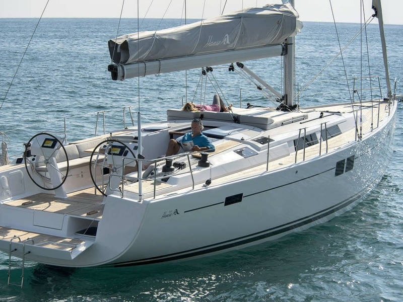 Hanse 505 Marina Estrella One