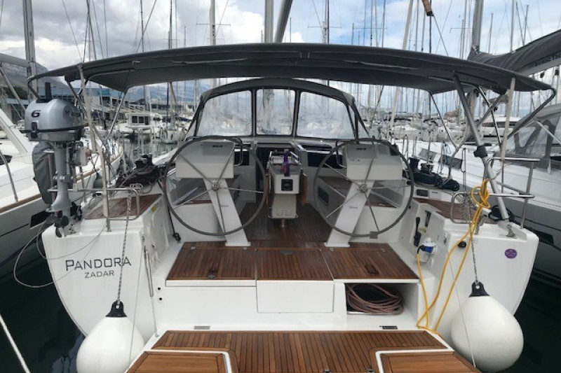 Hanse 505 Pandora owner's version