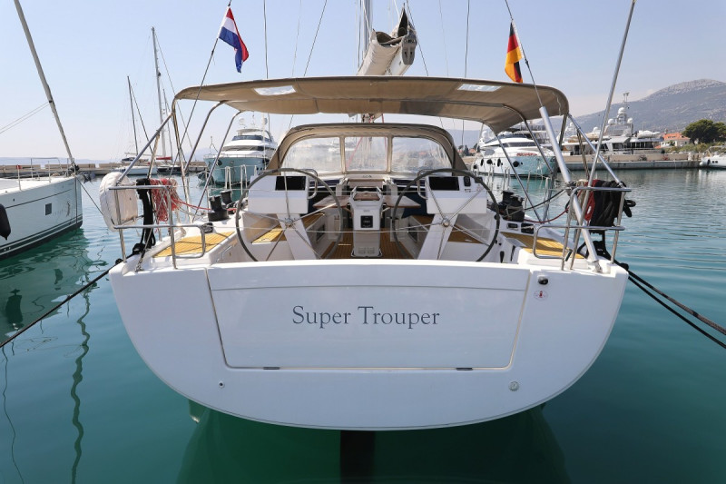 Hanse 505 Super Trouper