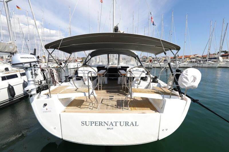 Hanse 508 Supernatural