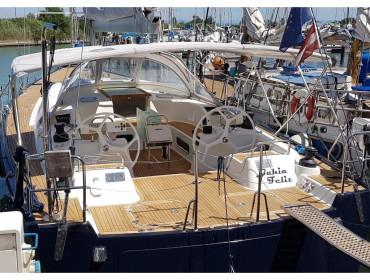 Hanse 531 Bahia Feliz III