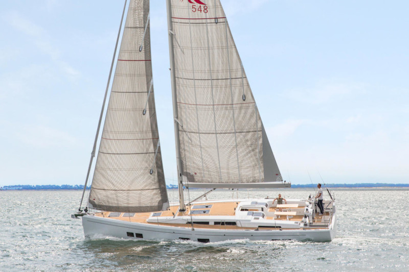 Hanse 548 Infinity of dreams