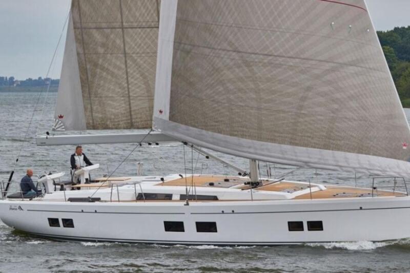 Hanse 548 LADY ARDEA