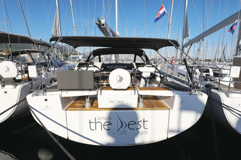 Hanse 548 Simply The Best