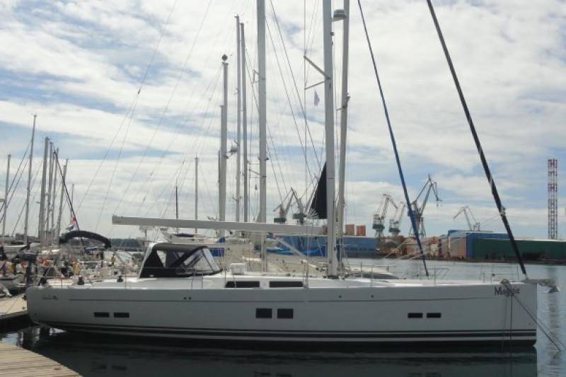 Hanse 575 Maggie