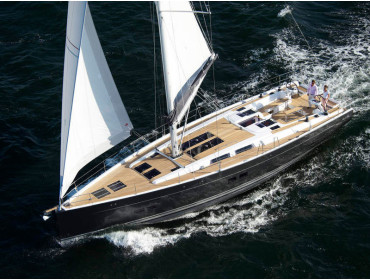 Hanse 575 Grace of Sweden