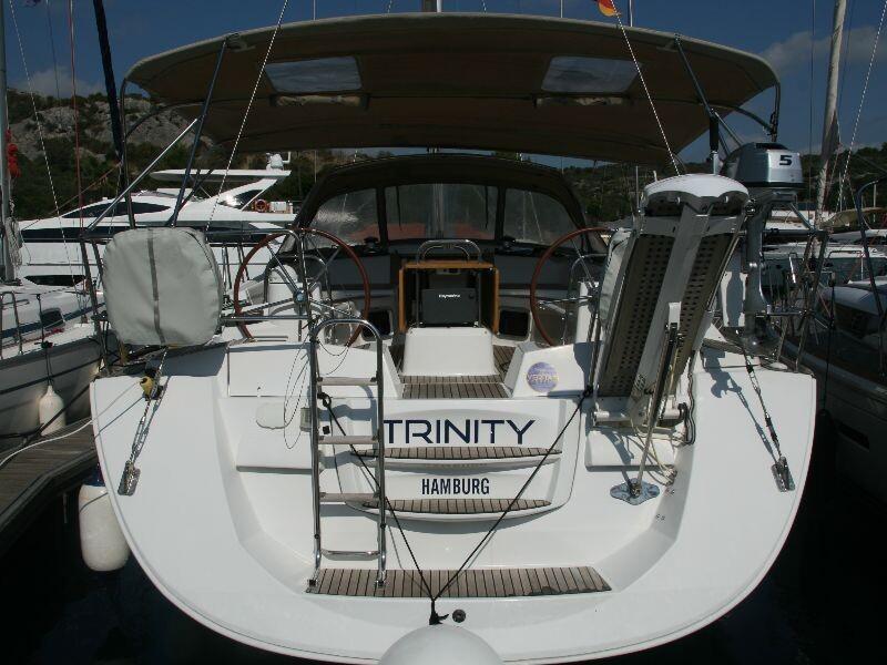 Jeanneau 53  Trinity