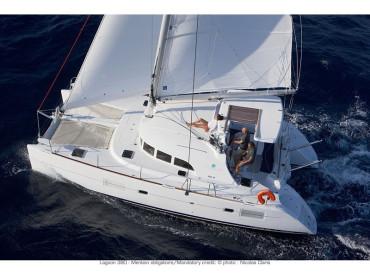 Lagoon 380 PREMIUM Oscar III