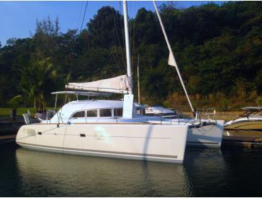 Lagoon 380 S2 Meridian