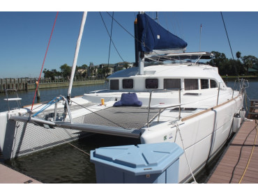 Lagoon 380 S2 Lucky Seven (!!!from Monday) (New engines 2019!)