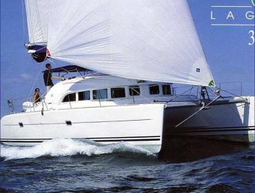 Lagoon 380 PRES- L38-19-CA