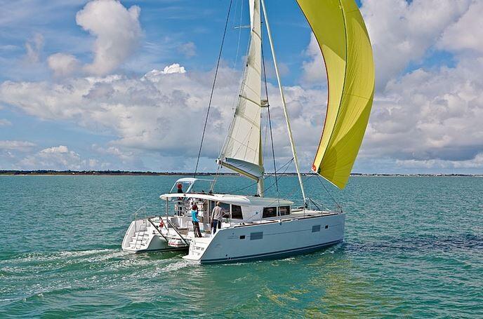 Lagoon 400 S2 My Elfri II (CRO)