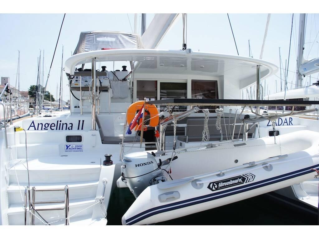 Lagoon 400 S2 ANGELINA II