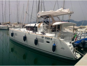Lagoon 400 S2 Ninfea