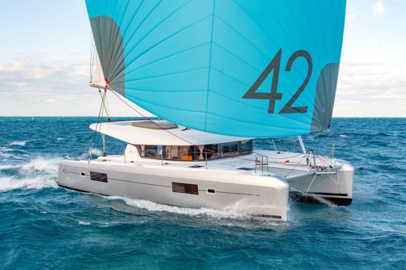 Lagoon 42 Sail Adasu