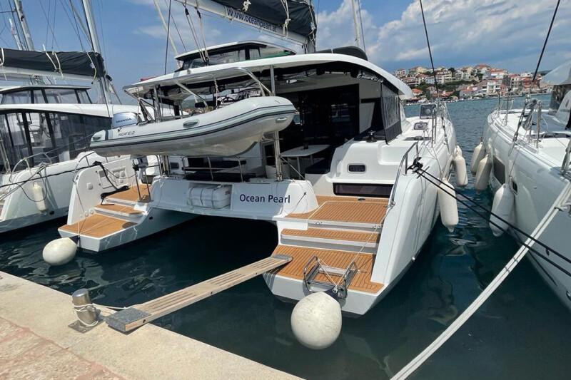 Lagoon 42 Ocean Pearl
