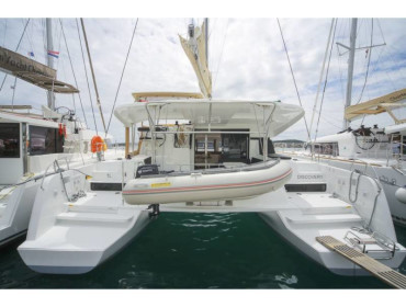 Lagoon 42 Discovery