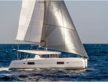Lagoon 42 Zil Sea Shell 2