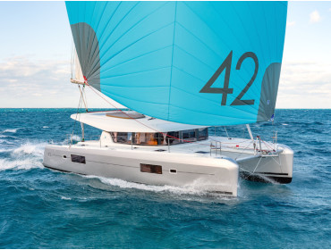 Lagoon 42 NEW - A/C - GEN & WATERMAKER