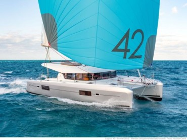 Lagoon 42 AIR WAVE