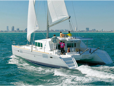 Lagoon 440 Manatee - NEW SAILS, SOLAR PANEL, TOTAL REFIT 2016/17