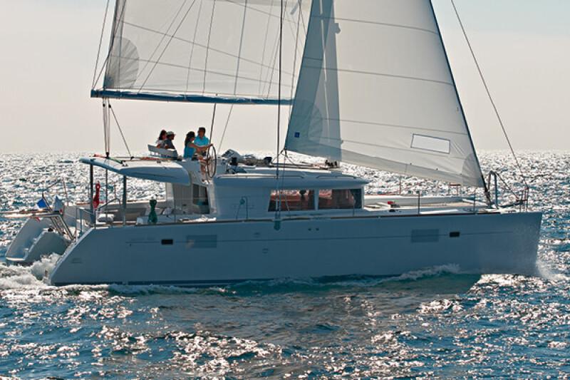 Lagoon 450 F Dreamelli