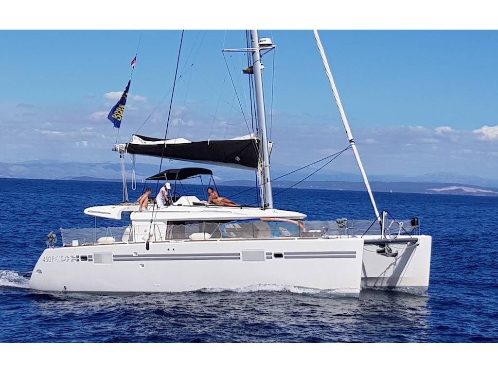 Lagoon 450 F ALEX I