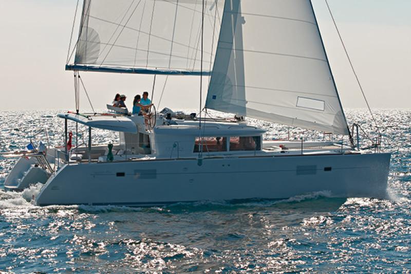 Lagoon 450 F ANTARES_DB