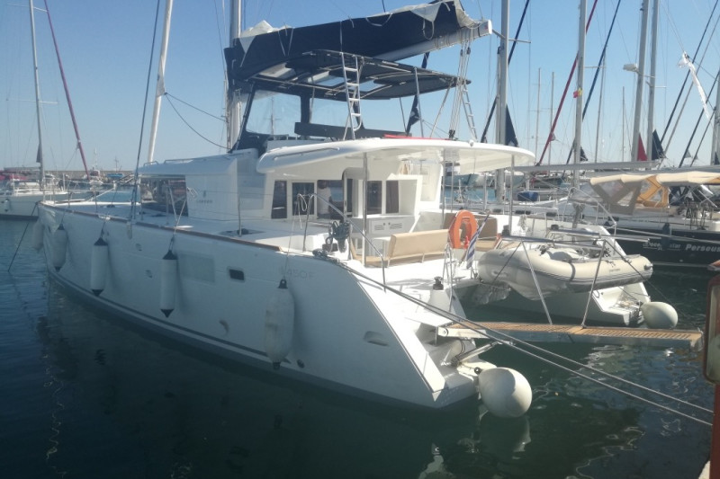 Lagoon 450 F Aeolian Dream