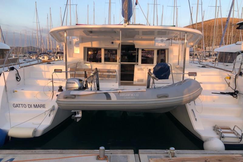 Lagoon 450 F Gatto di Mare