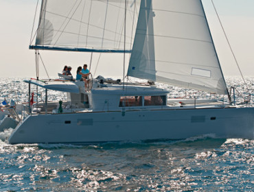Lagoon 450 F Wentura- DRAFT BEER ON BOARD FOR FREE