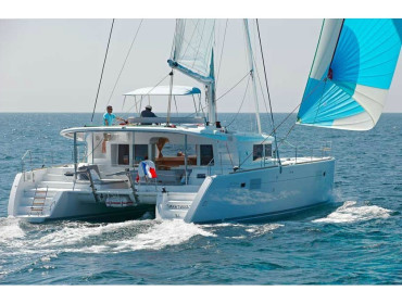 Lagoon 450  Flybridge Sunshine
