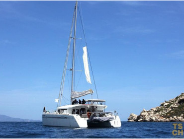 Lagoon 450 Sport Beromar  ***Embarking on Mondays***