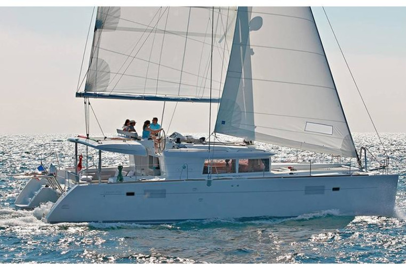 Lagoon 450 MARK V