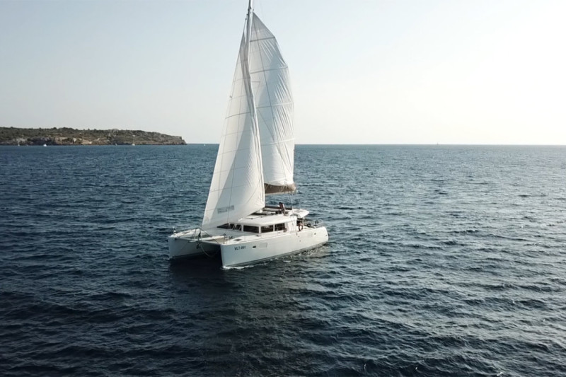 Lagoon 450 Legend VLT-091
