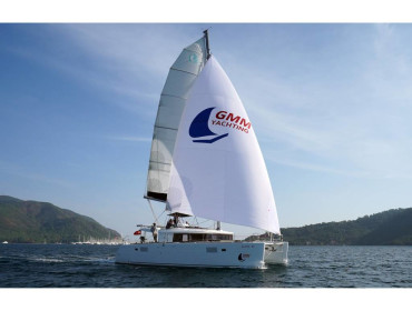 Lagoon 450F Big Dream
