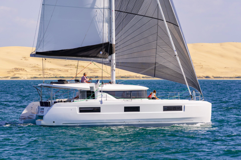 Lagoon 46 Creo Two
