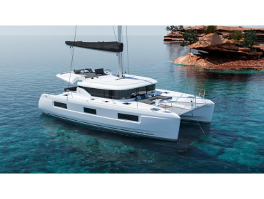 Lagoon 46 To be named