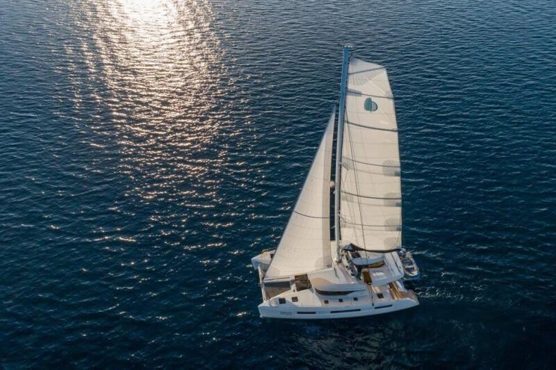Lagoon 50 Captain Morgan- CREWED