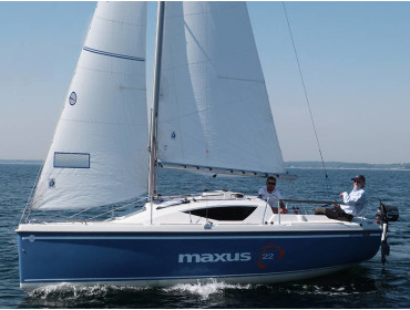 Maxus 22 Prestige + Elba