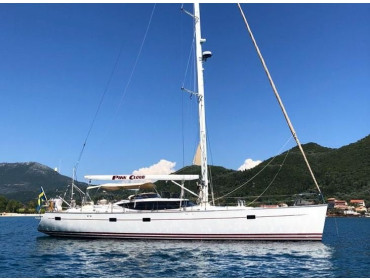 Najad 570 CC PINK CLOUD- skippered