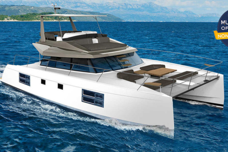 Nautitech 47 Zeus / POWER CATAMARAN
