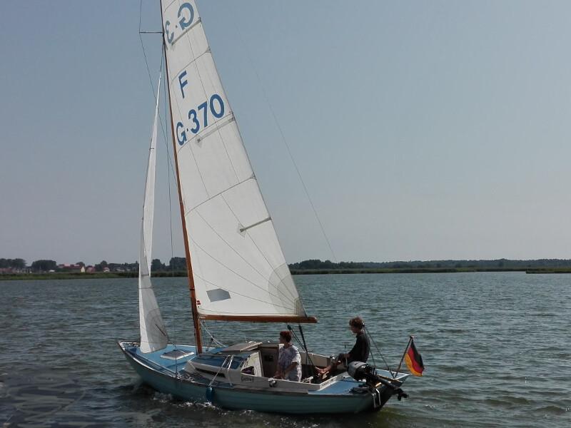 Nordic Folkboat Gertrud
