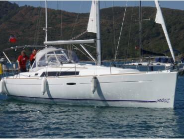 Oceanis 37 Glen Rosa