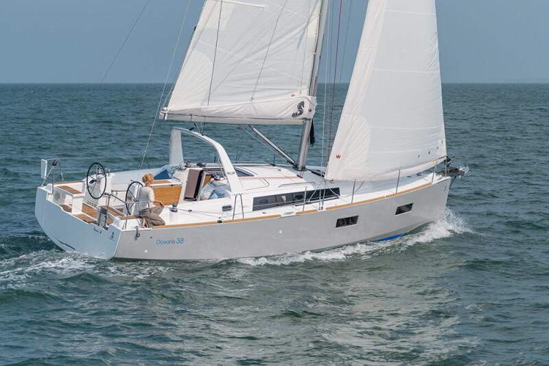 Oceanis 38 Marica